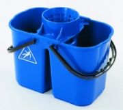 15 litre duo-bucket